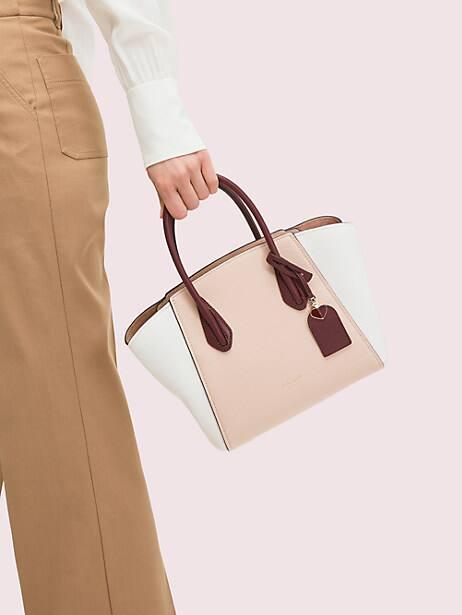 grace medium satchel, blush multi, productThumbnail