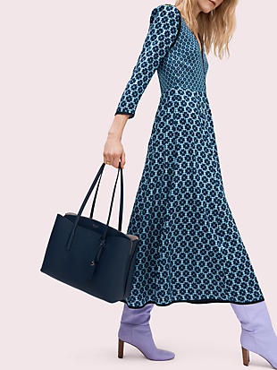 margaux large work tote by kate spade new york hover view