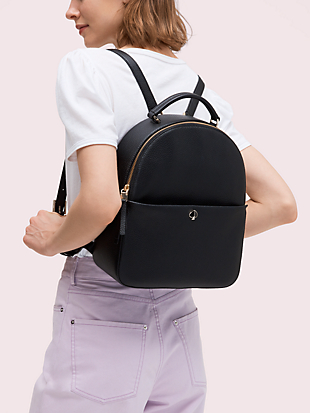 polly medium backpack by kate spade new york hover view
