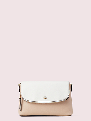 케이트 스페이드 폴리 크로스바디백 라지 Kate Spade polly large convertible crossbody,blush multi