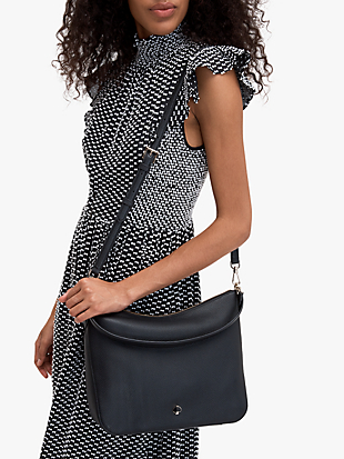 polly medium convertible shoulder bag by kate spade new york hover view