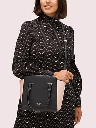 sydney medium satchel by kate spade new york hover view