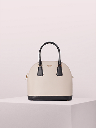 sylvia large dome satchel by kate spade new york non-hover view