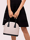 sylvia large dome satchel, , s7productThumbnail