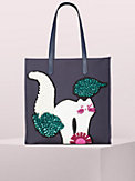 kitt embellished extra large north south tote, , s7productThumbnail