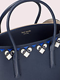 margaux jeweled large satchel, , s7productThumbnail