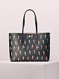 molly flock party large tote, , s7productThumbnail