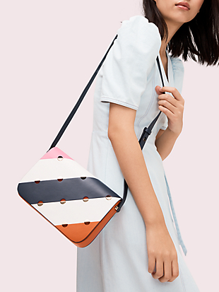 nicola mod dot medium shoulder bag by kate spade new york hover view