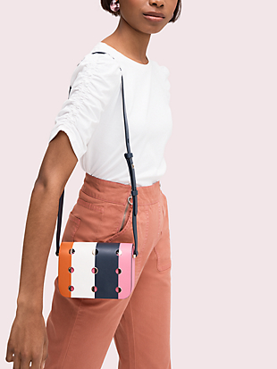nicola mod dot small shoulder bag by kate spade new york hover view