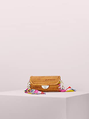 rose cylinder crossbody by kate spade new york non-hover view