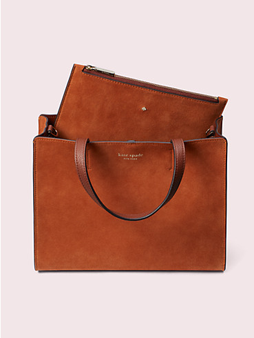 sam suede medium satchel, , rr_productgrid