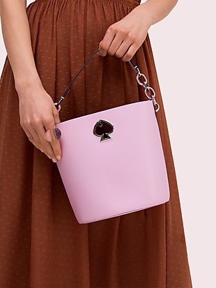 suzy small bucket bag by kate spade new york hover view