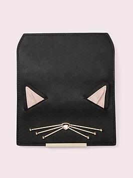 heritage make it mine cat flap, black multi, medium