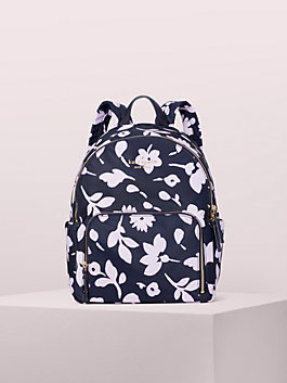 watson lane baby hartley, parisian navy multi, medium