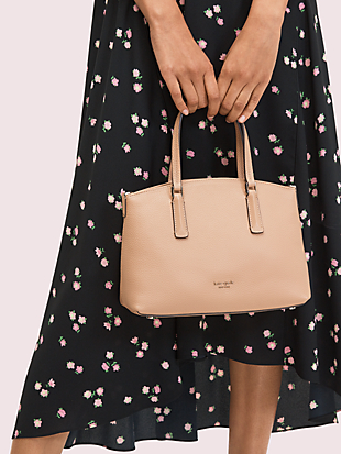 abbott small satchel by kate spade new york hover view