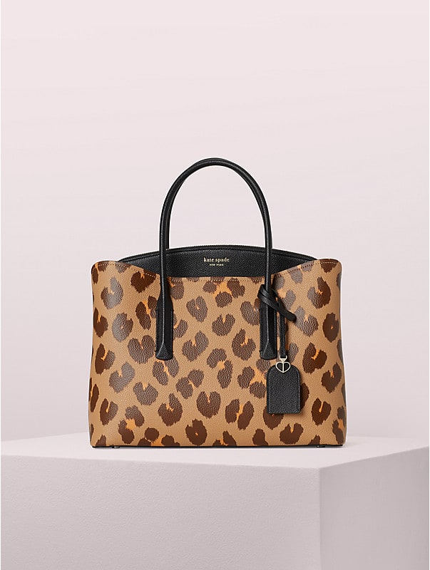 margaux leopard large satchel, , rr_large