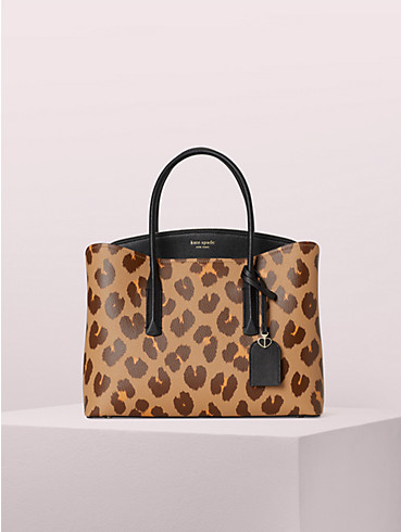 margaux leopard large satchel, , rr_productgrid