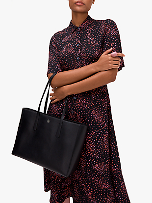 molly large work tote by kate spade new york hover view