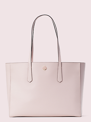 molly large work tote by kate spade new york non-hover view
