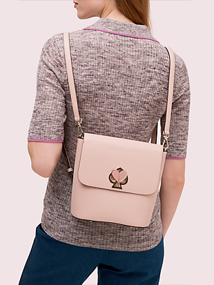 make it mine small customizable backpack by kate spade new york hover view