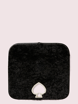 make it mine faux shearling flap by kate spade new york non-hover view
