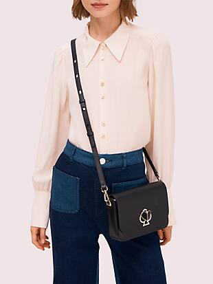 make it mine medium customizable shoulder bag by kate spade new york hover view