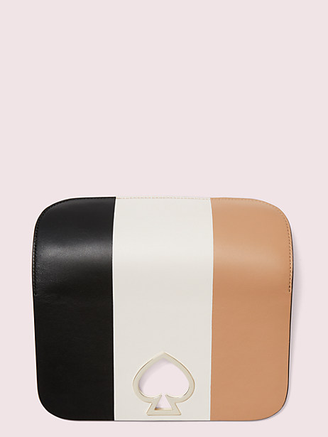 make it mine tricolor flap by kate spade new york