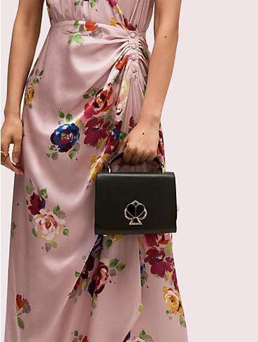 Kleine Nicola Tasche mit Drehverschluss und Griff oben, , rr_productgrid