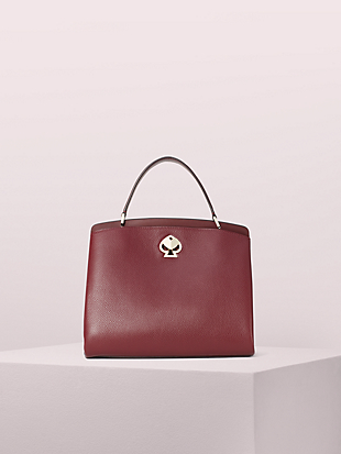 romy medium satchel by kate spade new york non-hover view