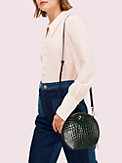 andi croc embossed canteen bag , , s7productThumbnail
