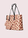 molly leopard large tote, , s7productThumbnail