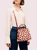 romy haircalf medium satchel, , s7productThumbnail