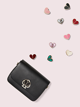 make it mine enamel twistlock by kate spade new york hover view