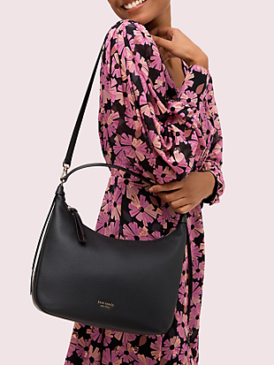 lake small hobo bag by kate spade new york hover view
