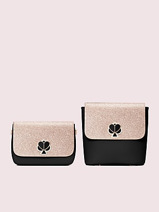 make it mine glitter flap by kate spade new york hover view