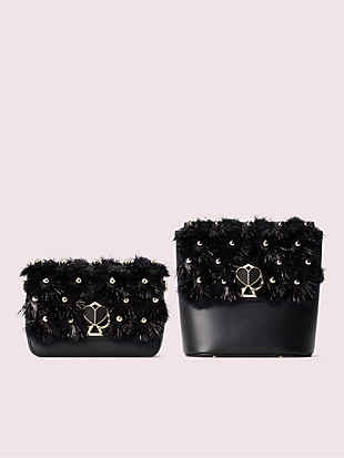 make it mine mixed tinsel flap by kate spade new york hover view