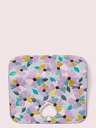 make it mine floral glitter flap by kate spade new york non-hover view