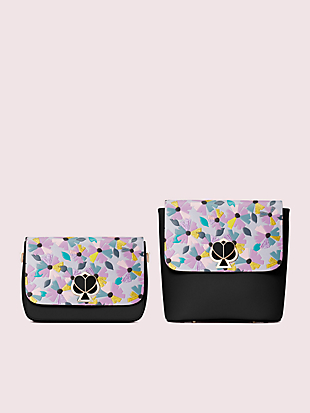 make it mine floral glitter flap by kate spade new york hover view