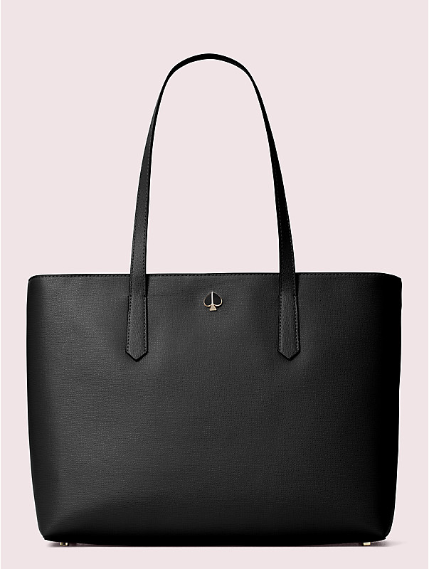 molly large zip-top work tote, , rr_large