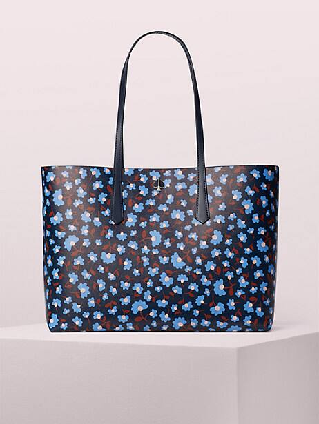 molly party floral large tote by kate spade new york