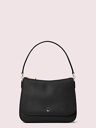polly medium convertible flap shoulder bag by kate spade new york non-hover view