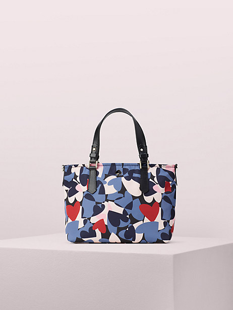 taylor heart party small crossbody tote by kate spade new york