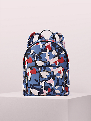 taylor heart party large backpack by kate spade new york non-hover view