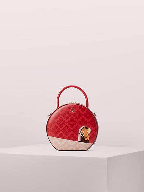 kate spade new york x tom & jerry canteen bag by kate spade new york