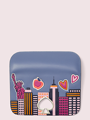 make it mine nyc flap by kate spade new york non-hover view