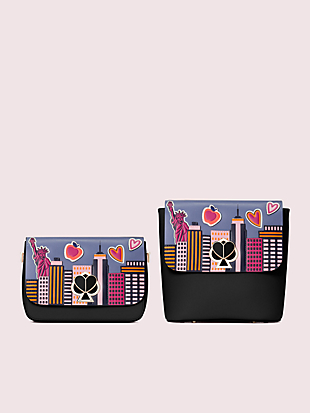 make it mine nyc flap by kate spade new york hover view
