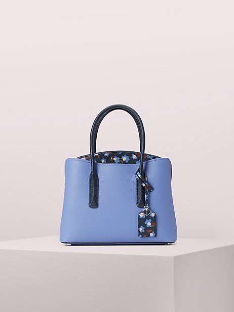 margaux party floral medium satchel by kate spade new york