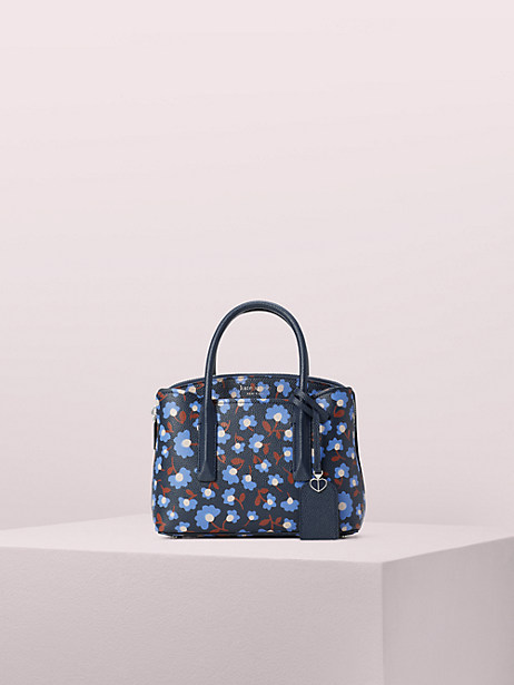 margaux party floral mini satchel by kate spade new york