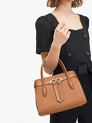 toujours medium satchel by kate spade new york hover view