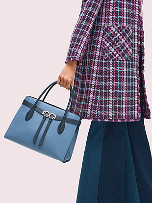 toujours large satchel by kate spade new york hover view